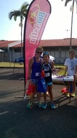 Overall 5K Female Winners