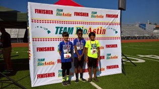 age group winners-boys 5K