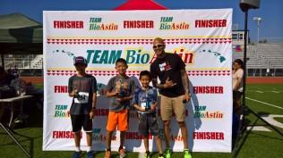 overall 1.5m boys winners